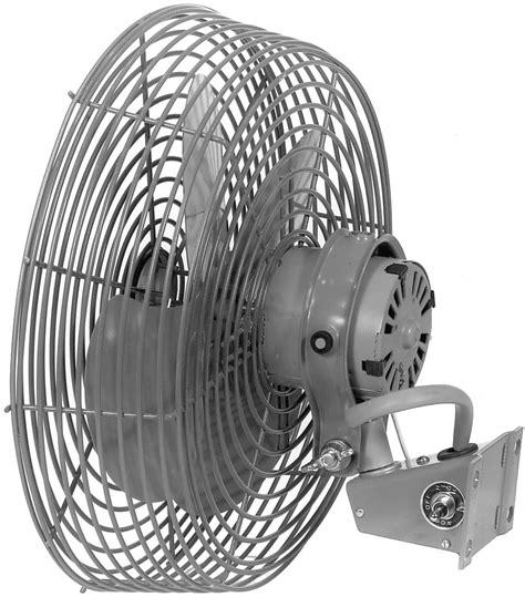 mini wall mount fan qmark n 12 wall and bench mount air circulator fans