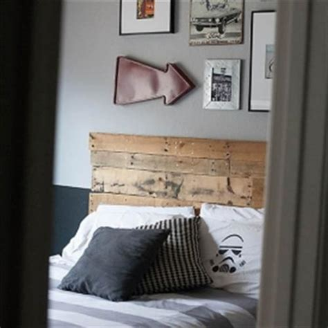 diy headboards for boys how to create beautiful headboard from wooden pallet