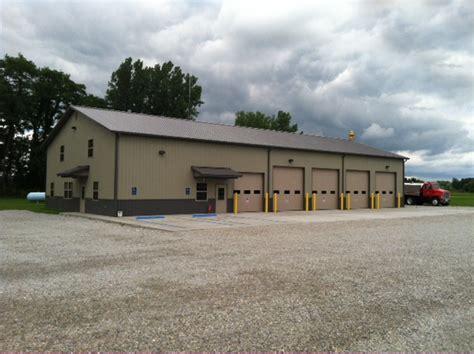 volunteer fire department comer buildings