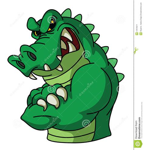 imagenes de vector the crocodile crocodile mascot stock vector image 47879271