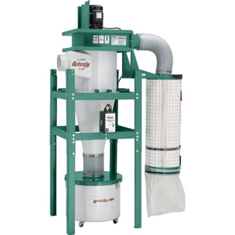 cyclone dust collector reviews woodworking grizzly g0440 cyclone dust collector review