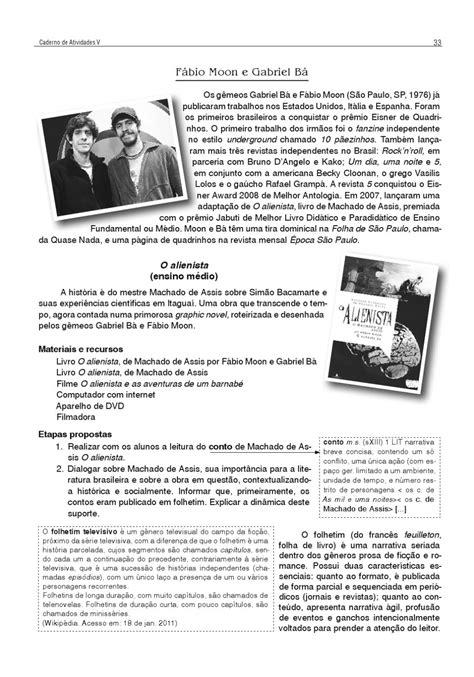 Caderno de Atividades V by Centro de Referência de