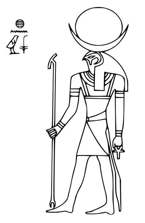 egyptian coloring pages to print drawings of the sun cliparts co