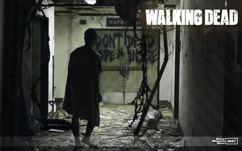 Tv Series The Walking Dead the walking dead wallpaper