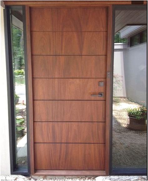 model rumah baru modern main door designs pictures