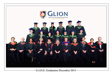 Higher Education In Usa After Mba by Glion S Mba Students Graduate Glion Glion