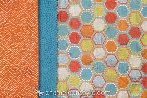 Geometric Gems by Friday Fabric Fix Geometric Gems Chameleon Style 174