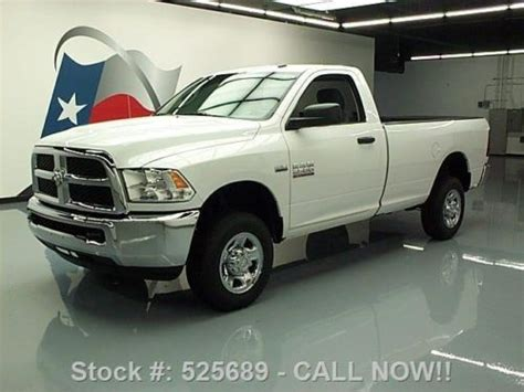 Buy used 2013 DODGE RAM 2500 REG CAB LONG BED HEMI 4X4