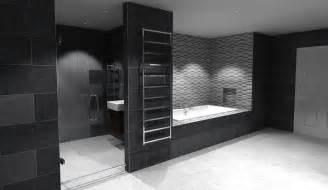 Monochrome Bathroom Ideas 6 Bathroom Design Trends And Ideas For 2015