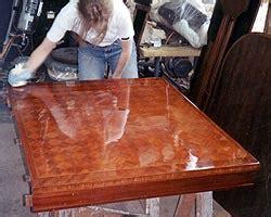 french polishing  european craftsmen mirror finish