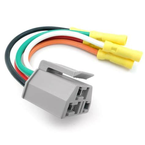 fan motor speed switch mustang blower fan speed switch repair wiring harness 79 86