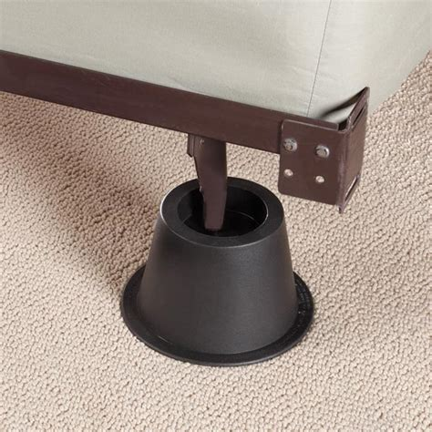 3 Inch Bed Risers Bed Bath And Beyond