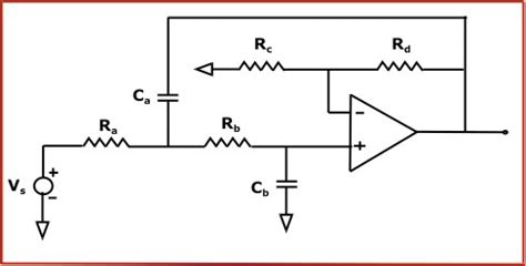 low pass filter resistor capacitor calculator equal component active butterworth low pass filter calculator