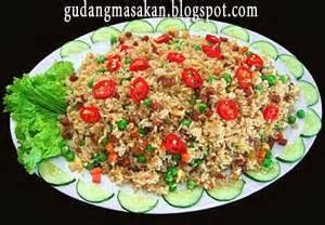 cara buat nasi goreng ikan asin resep masakan nasi goreng ikan asin gudang resep masakan