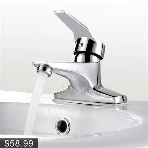 Best Sink Faucet by Best Single Handle Two Holes Bathroom Sink Faucet