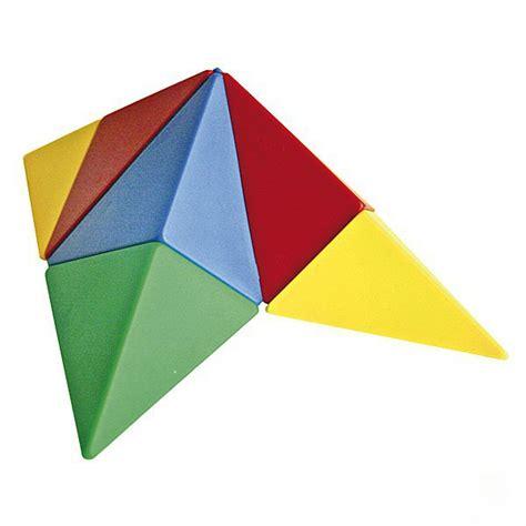 Blocs magnétiques   Cube tangram   80mm x 80mm x 80mm Aimant et décoration magnétique Aimants