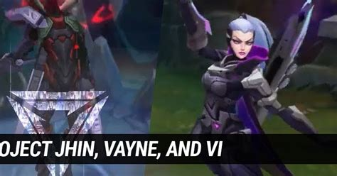 discord gw emotes surrender at 20 pbe preview project jhin vanye and vi