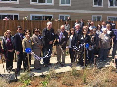 senior housing bay area collaborative project preserves affordability for 100 senior housing apartments in bay