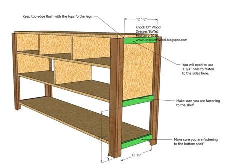 shelf woodworking plans dresser with open shelves woodworking plans woodshop plans
