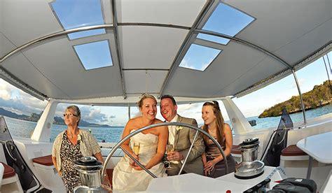 catamaran wedding mauritius catamaran cruises mauritius croisi 232 re 171 mariage 187 224 bord