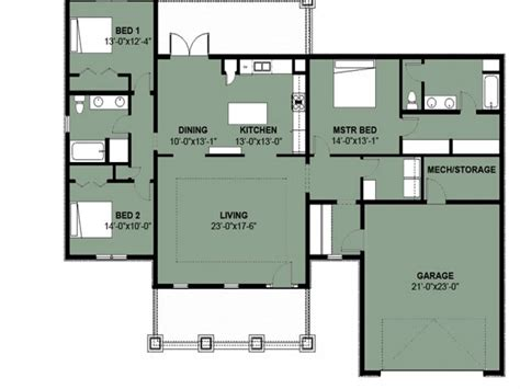Three Bedrooms House Plans by Simple Modern 3 Bedroom House Plans Talentneeds