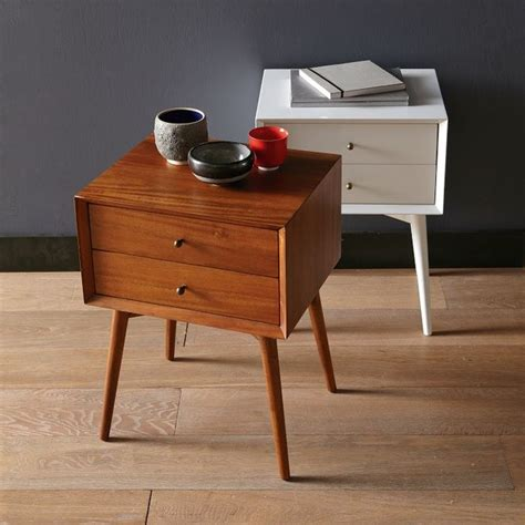 Mid Century Modern Bedside Tables by Midcentury Nightstand Modern Nightstands And Bedside