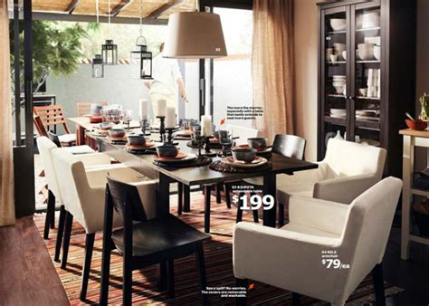 Ikea Living And Dining Room Ideas Ikea Contempory Dining Room 2015