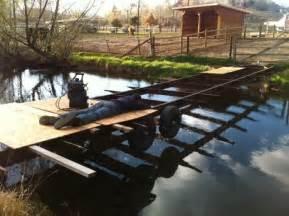 used mobile home trailer frames for how to build a bridge ttora forum