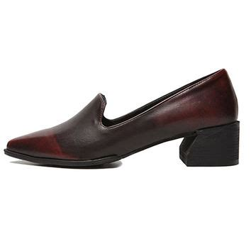 stacked heel loafer stacked heel loafers from style nanda s fashion