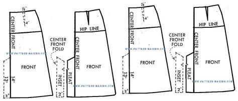 pattern drafting of skirt wwwpattern makingcom skirt drafting pattern making com