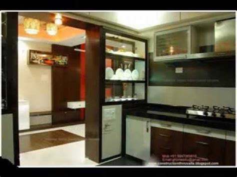 Small Kitchen Design Ideas 2014 by Indian Kitchen Interior Design Youtube