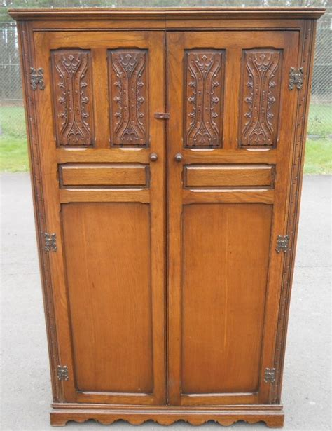 Small Wooden Wardrobe by Small Antique Oak Wardrobe Mini Wooden Wardrobe