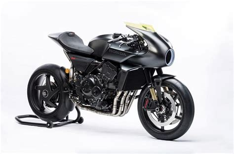 honda interceptor the honda cb4 interceptor is a retro futuristic marvel