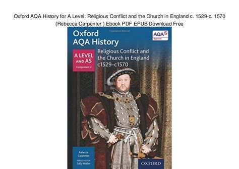 libro oxford aqa gcse history oxford aqa history for a level religious conflict and the church in