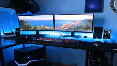 how to make a gaming setup best 600 gaming setup build youtube