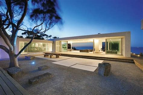 modern glass house modern glass house contemporary cliff top house with