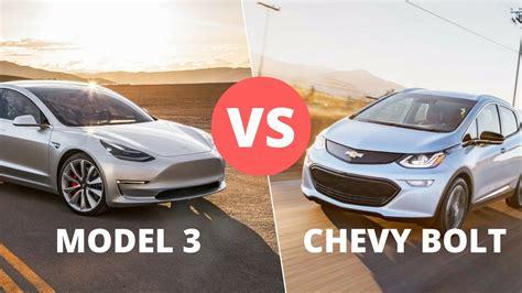 tesla model 3 overview chevy volt vs tesla model 3 tesla overview