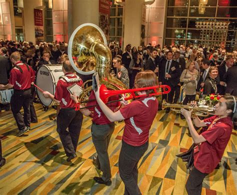 Mba Convention Denver by Of Denver Magazinefounders Day 2014 Celebrates