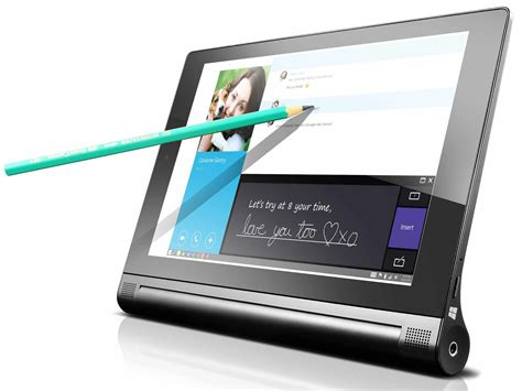 Lenovo Tablet 2 Anypen The Lenovo Tablet 2 8 Windows With Anypen Has A
