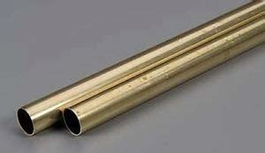 brass tube stock pm research k s engineering k s round brass tube 36 quot quot 3 4 pm