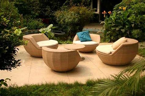 Garten Korbmobel