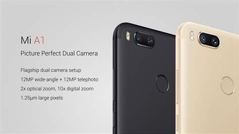 Xiaomi Mi A1 Mi A1 xiaomi mi a1 ufficiale prezzo specifiche e disponibilit 224