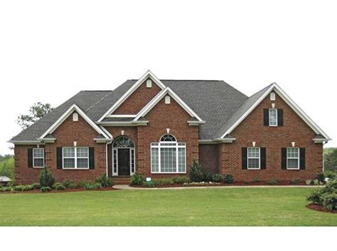 brick home plans best 25 american houses ideas on pinterest houses