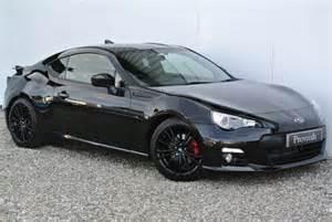 used 2016 subaru brz nav auto proveeda black edtion