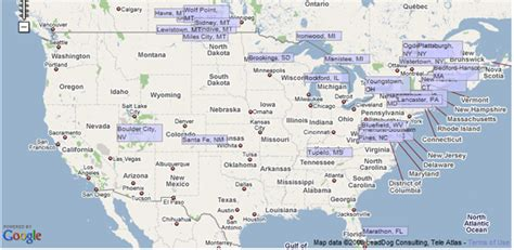 united states map with cities and airports lost cities mapping u s airports losing air service