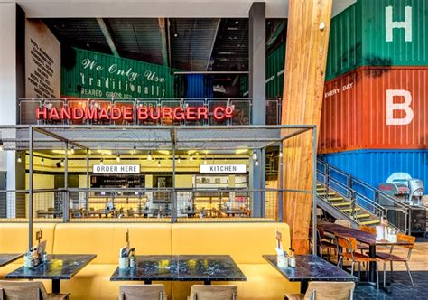 Handmade Burger Co Takeaway - handmade burger co by brown studio glasgow uk 187 retail