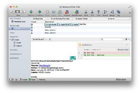 git tutorial matlab tutorial git and github source tree ii branching