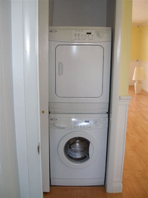 Closet Rental by City Md Rental Property Laundry Closet
