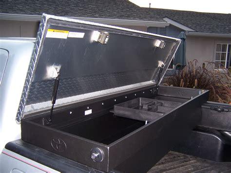 Toyota Tacoma Toolbox Tool Storage Toyota Tacoma Tool Storage Box