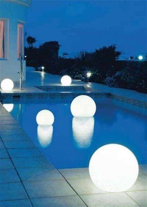 backyard lighting ideas pictures
